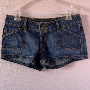 Dark blue Mossimo Supply jean shorts